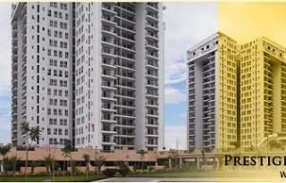 2, 3, 3.5, 4BHK Flats/Pent House for Sale @ Prestige Shantiniketan